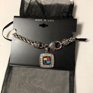 Jewelry - B2G1F NWT Autism Speaks bracelet